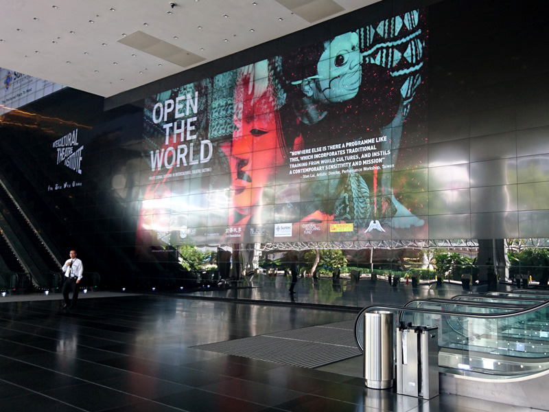 Suntec open the world