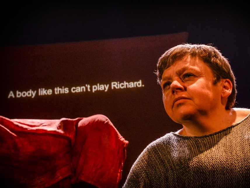 richard iii redux Photo by Panopticphotography
