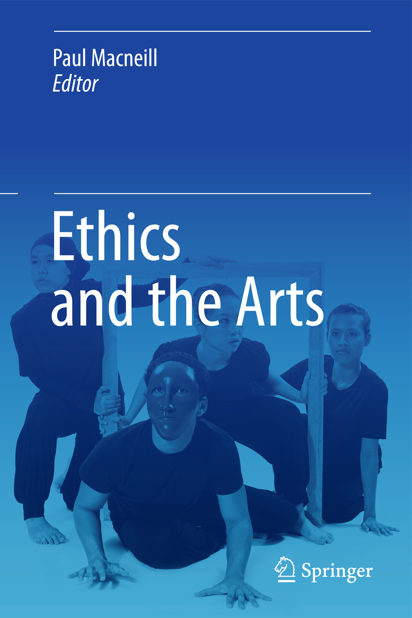 Ethics and the Arts Macneill book cover